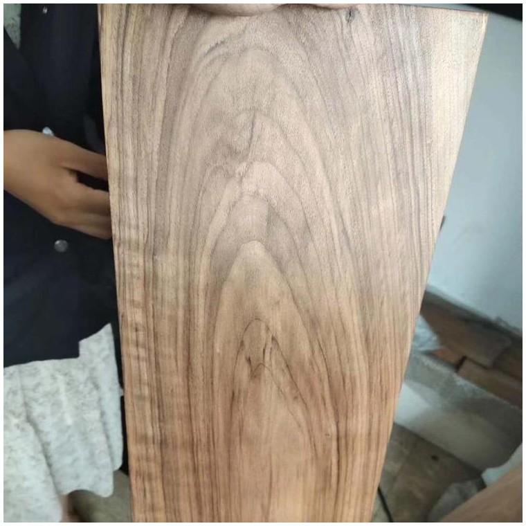 启明木业供应 核桃木 烘干核桃木