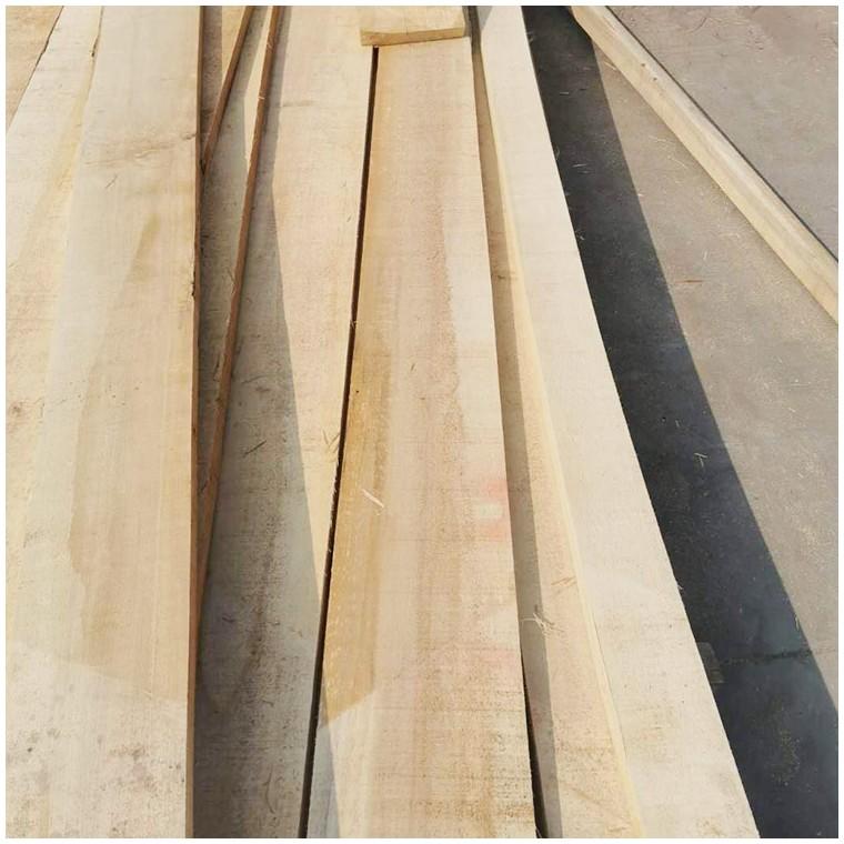 启明木业供应白杨木 烘干杨木板