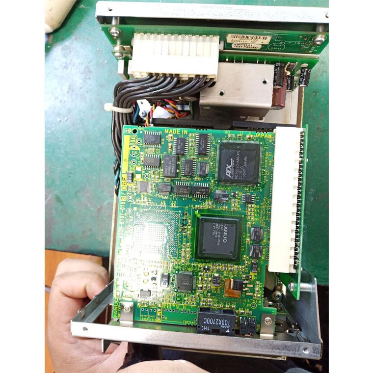 FANUC芯片Tornos数控系统工控机维修