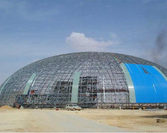 青海钢结构网架
