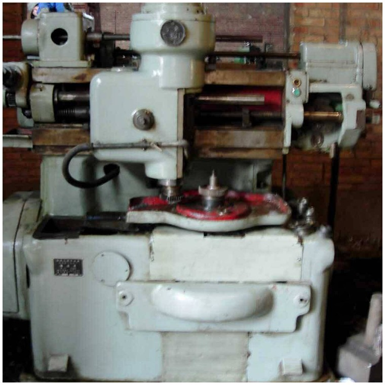插齿机Y54A
