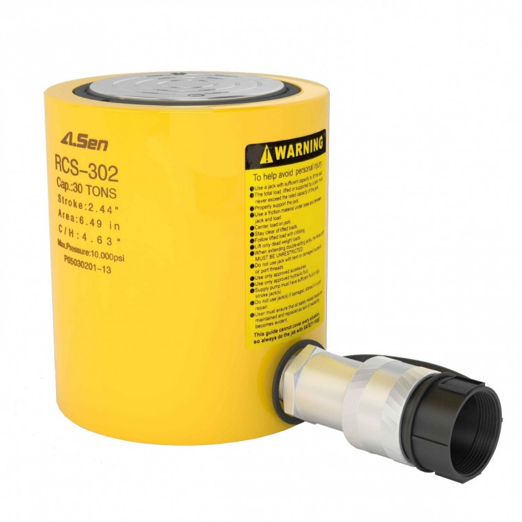 供应RCS-302分离式液压千斤顶 配手动泵